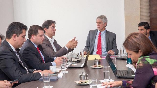 Presentación propuestas para construcción de TransMilenio Séptima - Foto: Comunicaciones Alcaldía Mayor de Bogotá