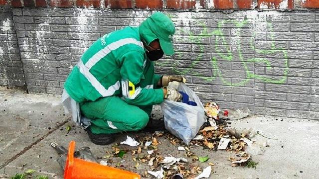 Recolección de Basuras -  Foto: Prensa UAESP