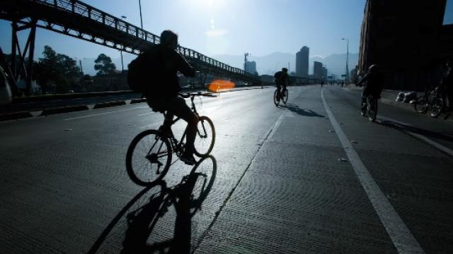 Registro de Bicicletas en Bogotá