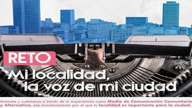 Reto 'Mi Localidad, la Voz de mi Ciudad' - FOTO: Prensa IDPAC