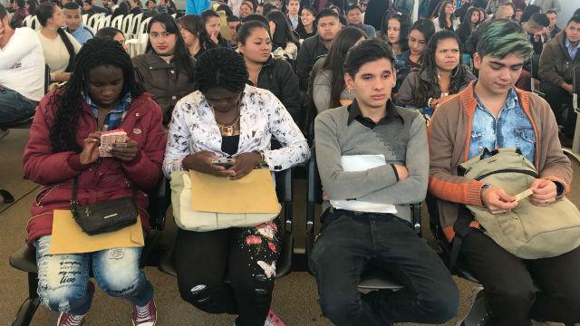 Feria de empleo - Foto: Secretaría de Desarrollo Económico