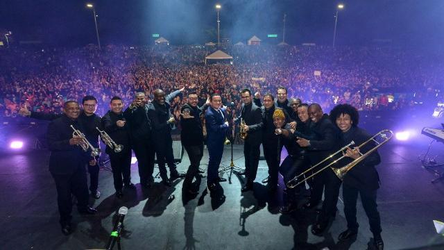 Más de 38 mil asistentes celebraron los 20 años de Salsa al Parque - Foto: Idartes-Juan Santacruz