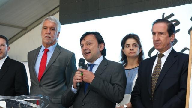 Secretario de Movilidad - FOTO: Consejería de Comunicaciones Alcalía Mayor de Bogotá