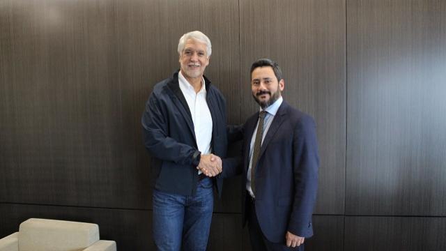 Secretario de Seguridad Jairo García - FOTO: Consejería de Comunicaciones