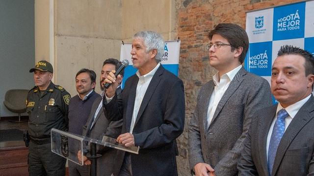 Alcalde Peñalosa anuncia medidas para el recibimiento de la Selección Colombia en Bogotá