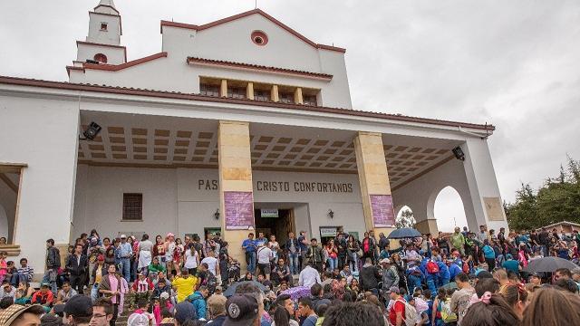 Tiroteo por hurto a casa de cambio en Bogotá
