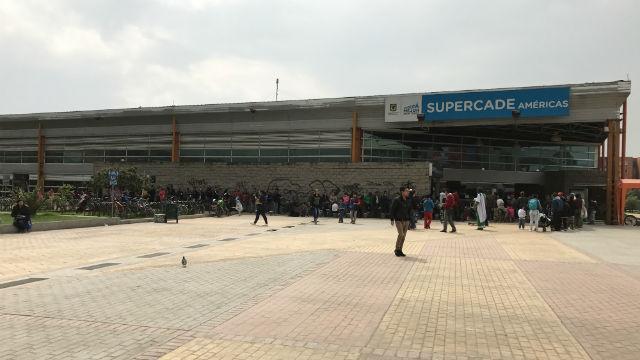 SuperCADE Américas - Foto: bogota.gov.co
