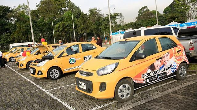Taxis Inteligentes - FOTO: Consejería de Comunicaciones