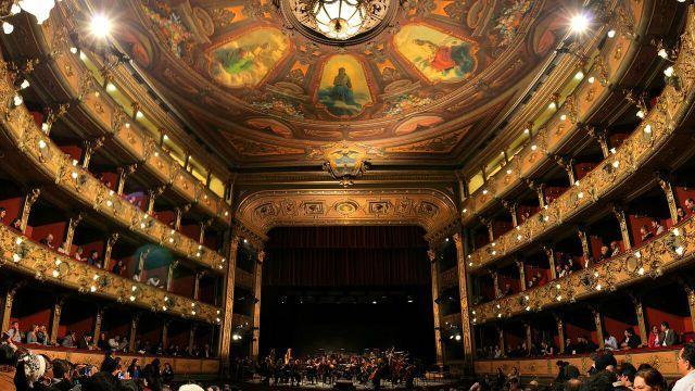 Celebre los 125 años del Teatro Colón con 70 eventos gratuitos - Foto: Teatro Colón- Andrés Gómez