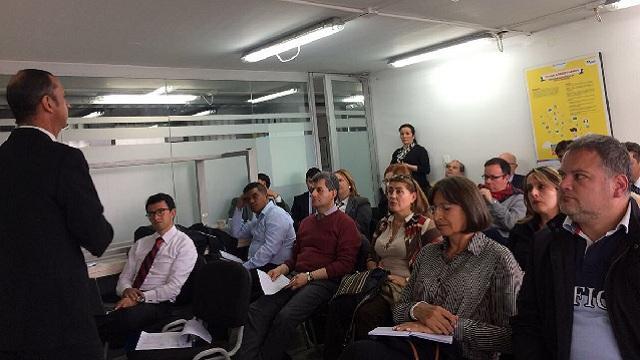 Con taller, Distrito llama a empresarios a implementar el teletrabajo. Foto: Consejería TIC