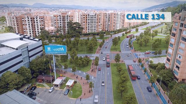 TransMilenio por la Carrera Séptima - Foto: Comunicaciones IDU