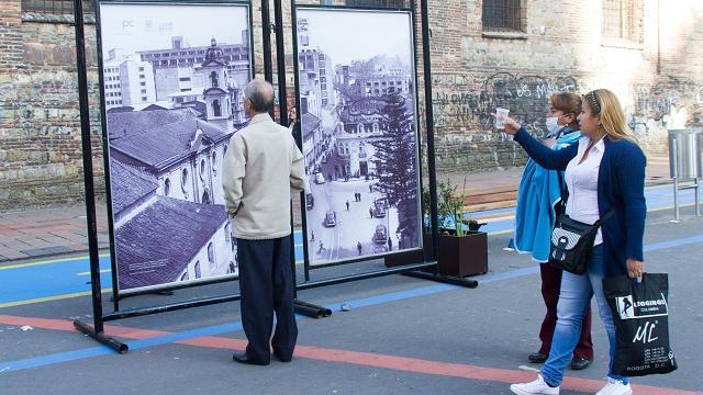 Turistas - Foto: Consejería de Comunicaciones