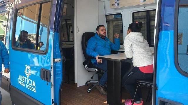 Unidades Móviles - FOTO: Prensa Secretaría de Seguridad.