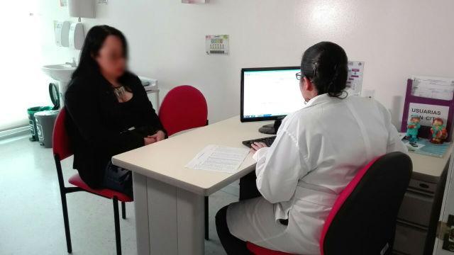 Atención a la mujer - Foto: Secretaría de Salud
