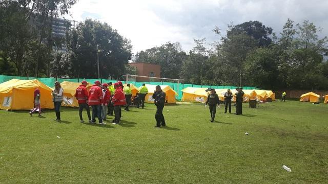 Distrito adopta medidas con lo venezolanos - FOTO: Consejería de Comunicaciones