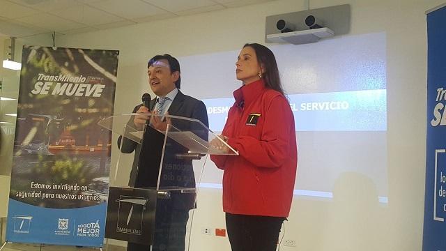 ABC. Foto: TransMilenio