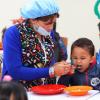 Comedor comunitario en Bogotá - Foto: Secretaría Social