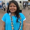 Mujeres indígenas fueron protagonistas en el Día de la Mujer en Bogotá