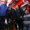 Alcalde Enrique Peñalosa entrega TransMicable a Ciudad Bolívar
