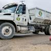 Las empresas prestadoras de aseo realizan la recolección de escombros en Bogotá.