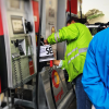 Sellada la estación de gasolina de la Carrera Séptima con Calle 40 por una fuga