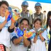 Secretario de Hábitat Guillermo Herrera con la comunidad del sector 'La Mariposa' en Usaquén