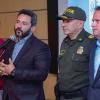 Rueda de prensa de la Alcaldía de Bogotá sobre las medidas para el paro nacional