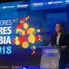 Secretaría Cristina Vélez en la velada del 'Premio Líderes de Colombia'