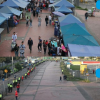 Alcaldía recupera 70.000 metros cuadrados de espacio público que dominaban las mafias - Foto: Dadep