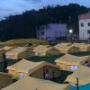 Campamento Humanitario en Bogotá para ciudadanos venezolanos - Foto: Secretaría Social