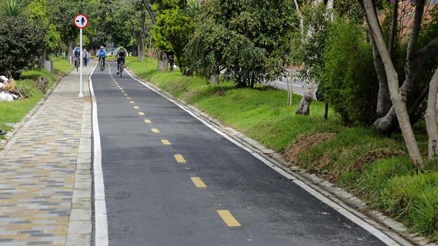 Nueva Cicloruta De La Calle 116 Beneficia A 82000 Personas Bogota