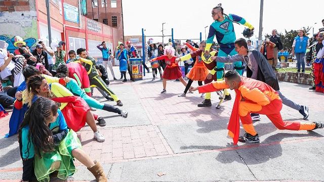 Feria de servicios Ciudad Bolívar - Foto: Alcaldía Mayor de Bogotá