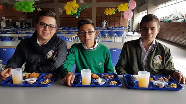Nuevos Comedores Escolares Para Colegios De Bogot