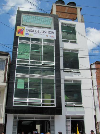 Suba cuenta con tres casas de justicia para la resoluci n for Barrio ciudad jardin norte bogota