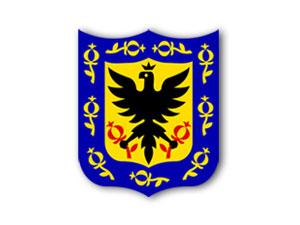 Símbolos De Bogotá La Bandera El Escudo La Flor Y El Arból De