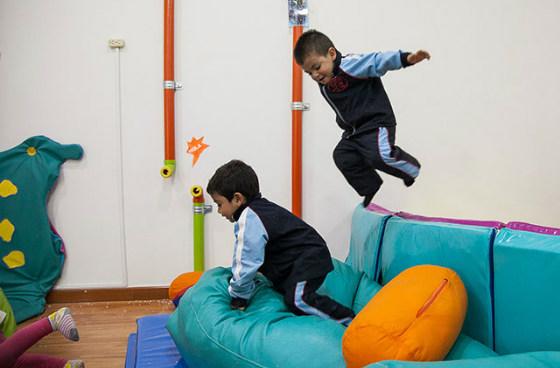 Programa Tejedores de Vida -Arte en la Primera Infancia