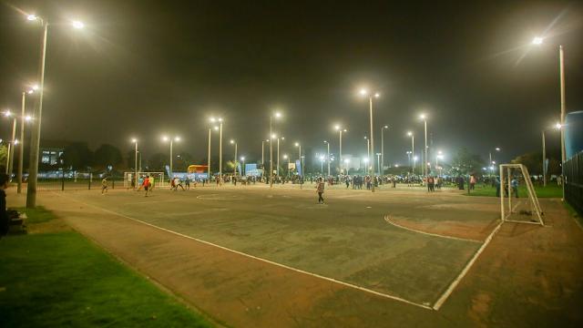 Según la encuesta, también aumentó la satisfacción por los parques de la ciudad  - Foto: Alcaldía Mayor de Bogotá