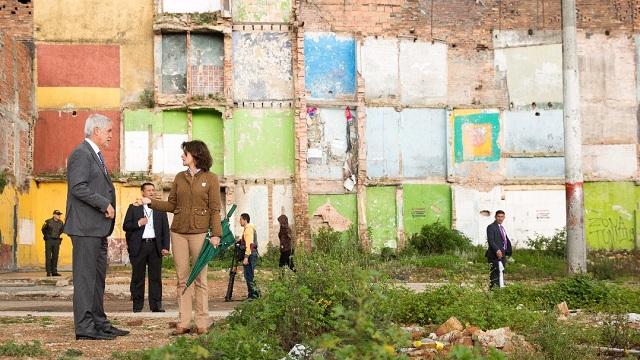 Alcalde Peñalosa inauguró el primer festival Bronx Distrito Creativo - Foto: Alcaldía Mayor de Bogotá/Andrés Sandoval