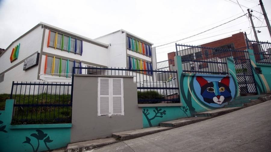 Jardín Infantil de Santa Fe reabrió sus puertas | Bogota.gov.co