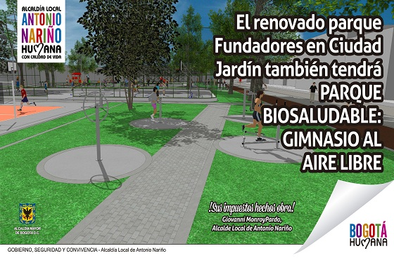 Barrio ciudad jard n sur de antonio nari o estrenar for Barrio ciudad jardin